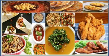اكلات سريعة التحضير للغداء وسهلة بالصور