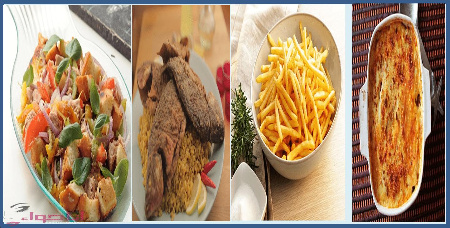 طريقة عمل اكلات على قد الايد في رمضان