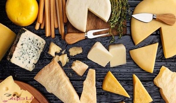 انواع الجبن للرجيم