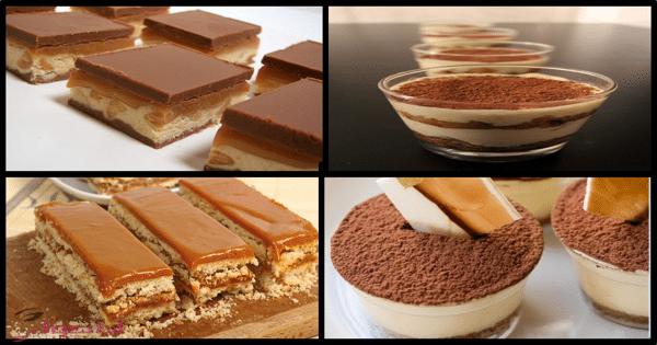 حلويات باردة وسهلة التحضير مع الصور [2]