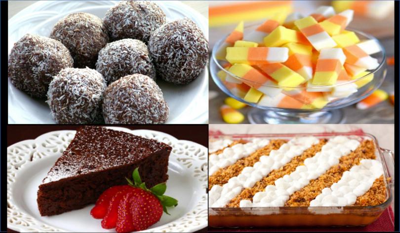 طريقة عمل حلويات سهلة وسريعة