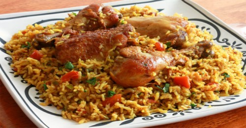طريقة عمل مجبوس الدجاج بالطريقة الكويتية