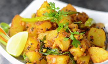 أكلات هندية بالبطاطس