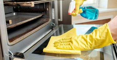 طريقة تنظيف البوتاجاز