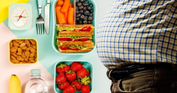 اطعمة تزيد دهون البطن