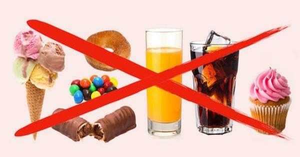 مشروبات ممنوعة في فترة الرجيم