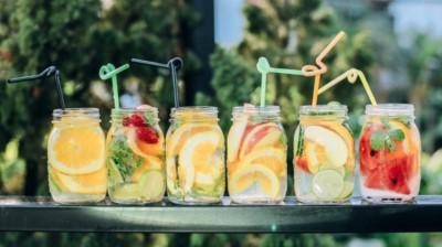 مشروبات لانقاص الوزن