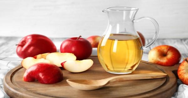 فوائد شرب خل التفاح